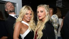 Jessica and Ashlee Simpson Enjoy a Double Date