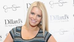 Jessica Simpson Shows Off Her Men