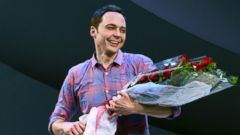 Jim Parsons Takes a Bow on Broadway