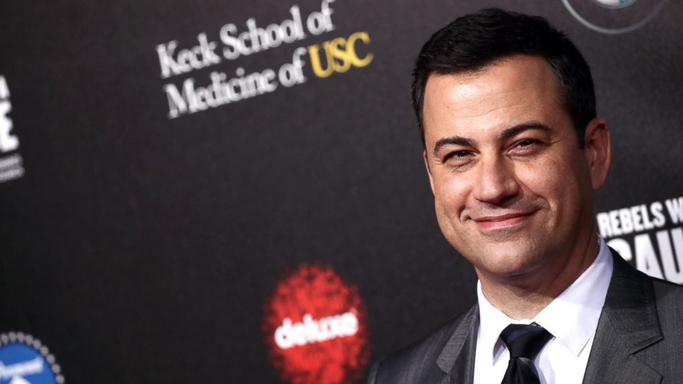 PHOTO: Jimmy Kimmel attends a gala in Hollywood, Calif., March 20, 2014.