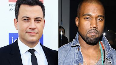 PHOTO: Kanye West Takes To Twitter Over Kimmel Sketch