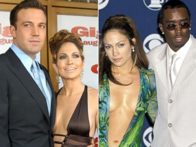 Jennifer Lopez Would Let Exes Diddy and Affleck 'Both Drown'