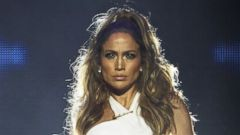 Jennifer Lopez Shows Off Her Jaw-Dropping Figure