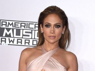 Jennifer Lopez Dares to Bare at the AMAs