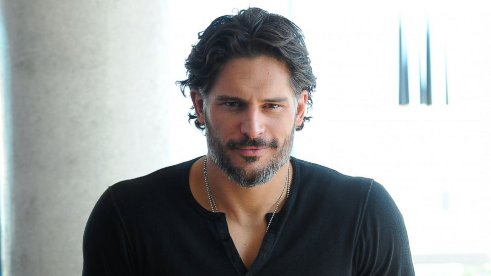 The 41-year old son of father Charles Manganiello and mother Susan Manganiello, 196 cm tall Joe Manganiello in 2018 photo