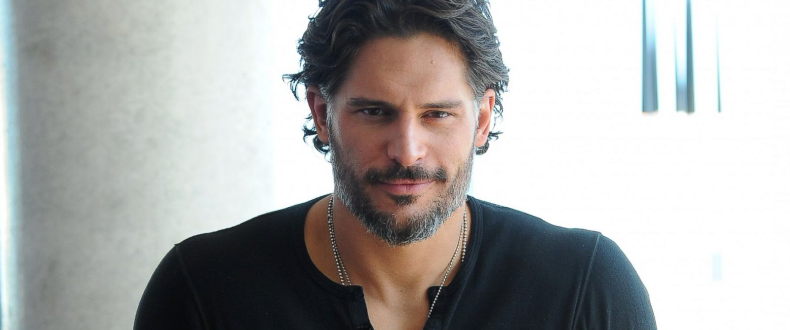 "PHOTO: Actor Joe Manganiello poses for a portrait at the press junket for his new film ""Magic Mike"" at the Thompson Hotel in this June 14, 2012, file photo in Toronto, Canada."