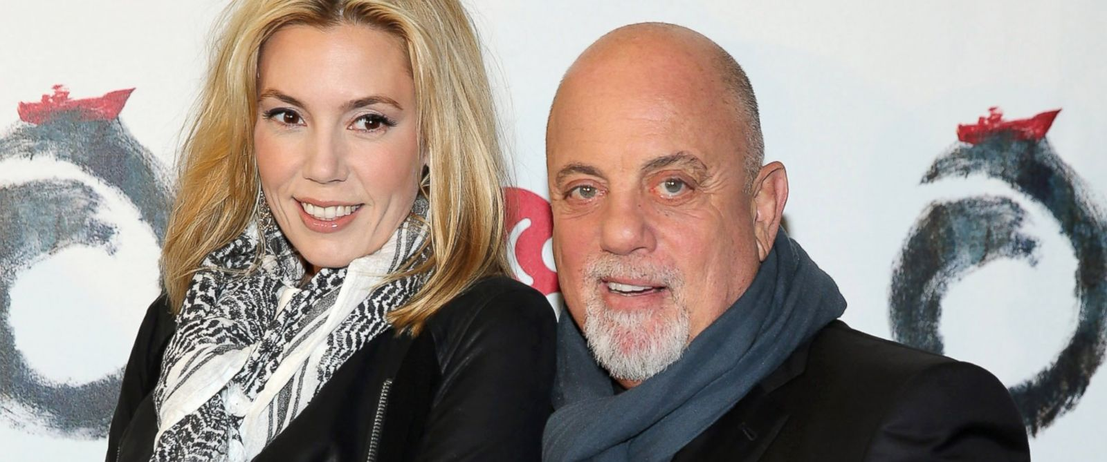 "PHOTO: Billy Joel and Alexis Roderick attend the opening night of ""The Last Ship"