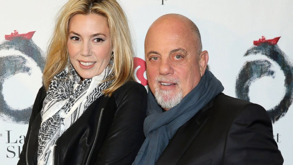 Billy Joel and Wife Alexis Roderick Welcome Daughter Della Rose - ABC News