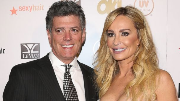 GTY john bluher taylor armstrong tk 140115 16x9 608 Taylor Armstrong Explains Couples Therapy Only Months After Engagement