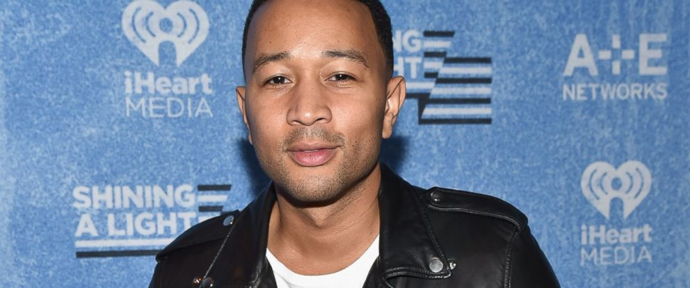 "PHOTO: John Legend attends A+E Networks ""Shining A Light"" concert in Los Angeles, Calif., Nov. 18, 2015."