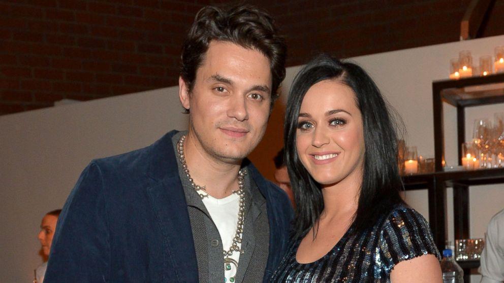 Katy Perry and John Mayer Held Katy Perry John Mayer Grammys 2014