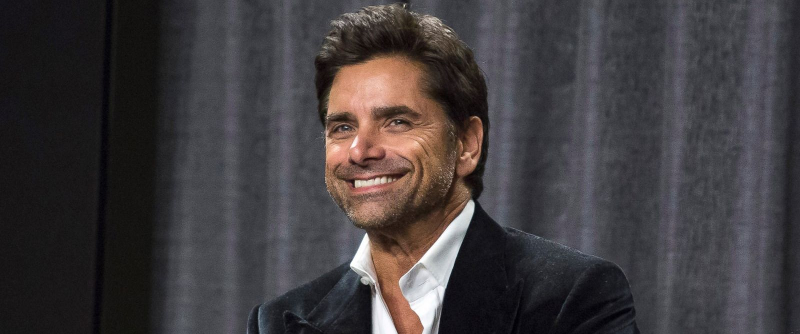 "PHOTO: John Stamos attends SAG Foundations ""Conversations"" series screening of ""Grandfathered"" at SAG Foundation Actors Center, Nov. 3, 2015 in Los Angeles."