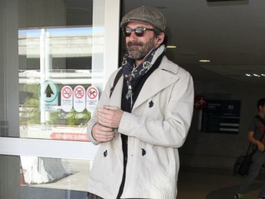 Jon Hamm Goes Undercover in L.A.