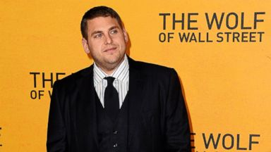 "PHOTO: Jonah Hill attends the UK Premiere of ""The Wolf Of Wall Street"" at Odeon Leicester Square on Jan. 9, 2014 in London."