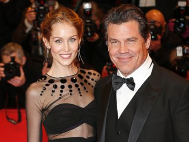 PHOTO: Josh Brolin and Kathryn Boyd attend the Hail, Caesar! Premiere during the 66th Berlinale International Film Festival, Feb. 11, 2016 in Berlin, Germany.
