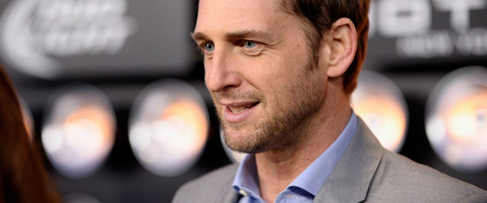 PHOTO: Actor Josh Lucas attends the Bud Light Hotel, Feb. 1, 2014 in New York.