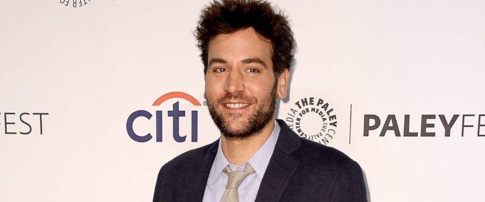 PHOTO: Josh Radnor arrives at The Paley Center For Medias PaleyFest 2014