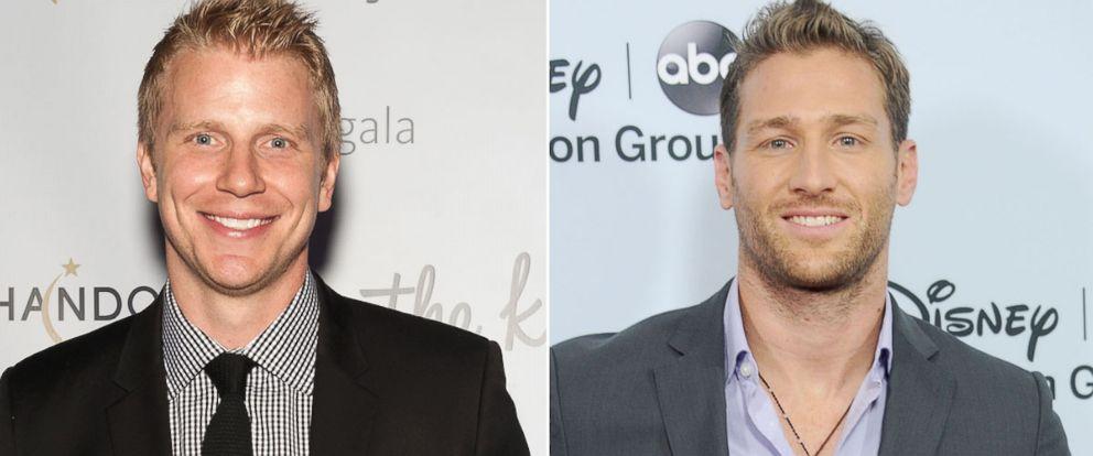 PHOTO: From left, Sean Lowe in New York, Oct. 14, 2013 and Juan Pablo Galavis in Pasadena, Calif., Jan. 7, 2014.