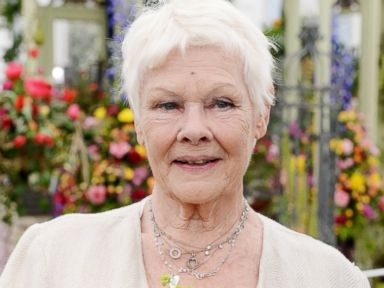 See the Tattoo Dame Judi Dench Got for Her 81st Birthday