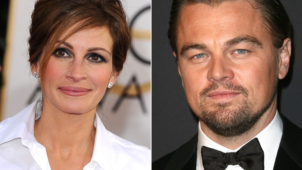 PHOTO: Julia Roberts and Leonardo DiCaprio