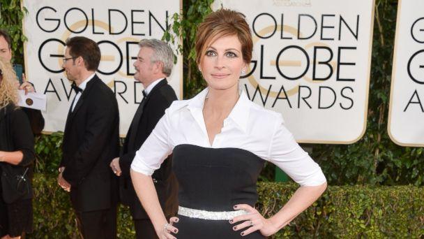 GTY julia roberts tk 140113 16x9 608 Inside Julia Roberts Relaxed Golden Globes Prep