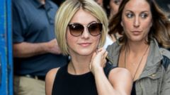 Julianne Hough Steps Out After DWTS Announcement