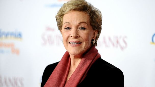 "PHOTO: Julie Andrews attends the premiere of ""Saving Mr. Banks"" at Walt Disney Studios, Dec. 9, 2013, in Burbank, Calif."