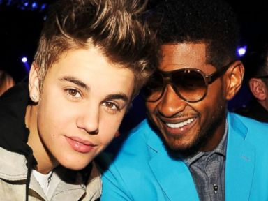 Usher Opens Up About Justin Bieber's Troubles