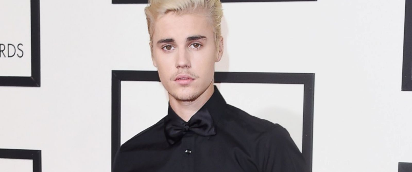 PHOTO:Justin Bieber attends The 58th GRAMMY Awards at Staples Center, Feb. 15, 2016, in Los Angeles.