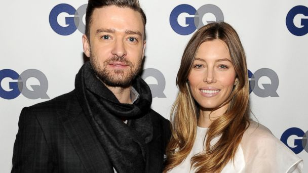 GTY justin timberlake jessica biel jef 131125 16x9 608 Jessica Biel on Missing American Music Awards: Calm Down, Internet