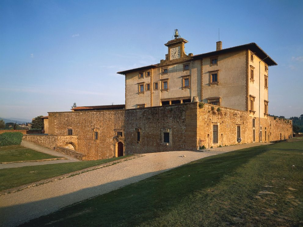 PHOTO: Forte di Belvedere is pictured in Florence, Italy in 2002.