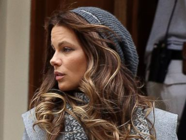Photos: Kate Beckinsale Films 'Absolutely Anything' In London