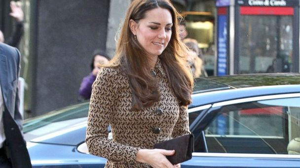 GTY kate middleton jef 131119 16x9 608 Kate Middleton (Gasp) Recycles Old Outfit