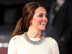PHOTO: Catherine, Duchess of Cambridge, attends the Royal film performance of Mandela: Long Walk to Freedom, Dec. 5, 2013, in London, England.