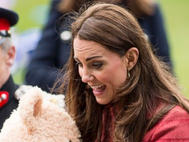 Down the Hatch! William and Kate Enjoy Scottish Hospitality