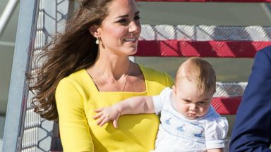 Kate Middleton Stuns in Yellow
