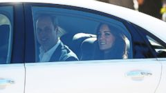 Prince William and Kate Middleton Head to a Luncheon in Australia