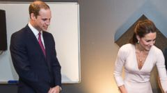 Prince William and Kate Middleton Hit the DJ Booth