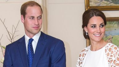 Prince William Gives Kate a Loving Look