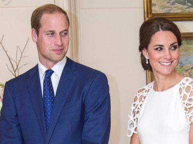 Photos: Prince William Gives Kate a Loving Look