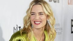 Kate Winslet Shines on the Red Carpet