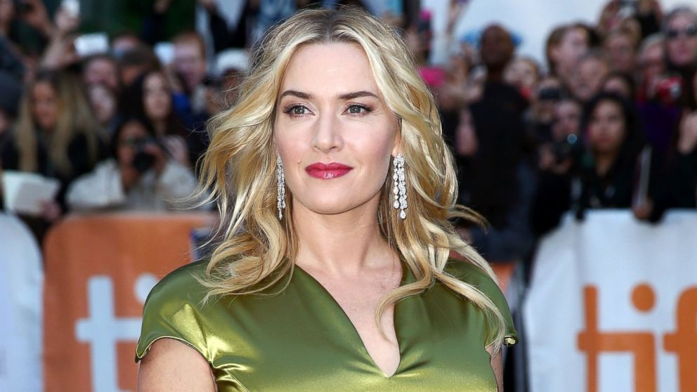 PHOTO Kate Winslet attends Kate Winslet