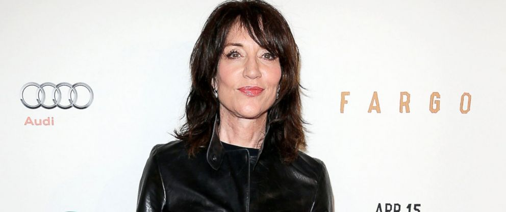"""PHOTO: Katey Sagal attends the FX Networks Upfront screening of """"Fargo"""" at SVA Theater, April 9, 2014, in New York City."""