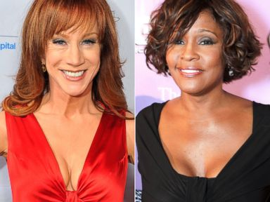 Kathy Griffin Thought Whitney Houston Was Going to Hit Her