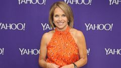 Katie Couric Brightens Up the Red Carpet