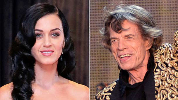 GTY katy perry mic jagger split sr 131031 16x9 608 Mick Jagger Says He Never Made Pass at Katy Perry