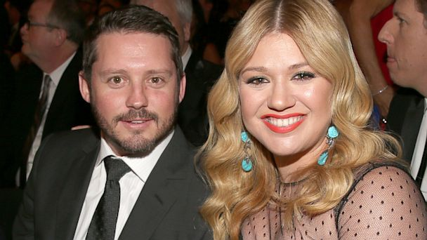 GTY kelly clarkson brandon blackstock jef 130820 16x9 608 Kelly Clarkson on Being a Stepmom: I Am Totally My Mom