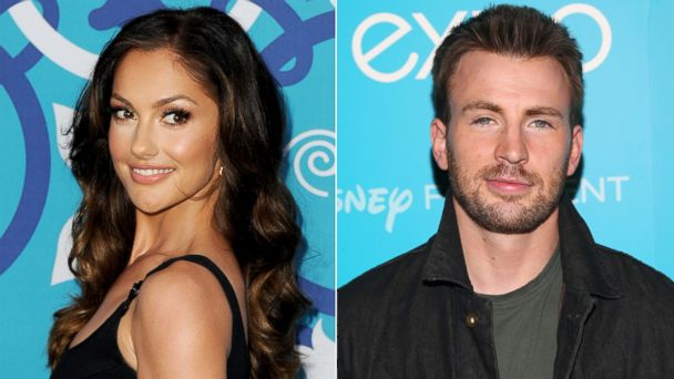 PHOTO: Minka Kelly and Chris Evans have split
