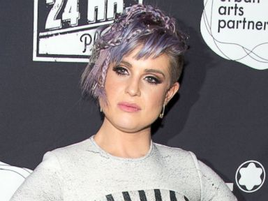 PHOTO: Kelly Osbourne Got a New Tattoo -- On Her Head