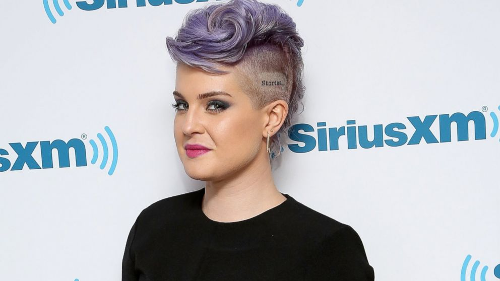 Kelly Osbourne: Why My Mom Hates the Tattoo on My Head - ABC News